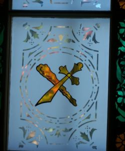 Sword - Detail, St-Angèle-de-Monnoir, Québec