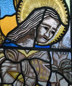 The Angel Gabriel - Detail